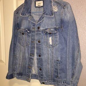 Trendy Jean Jacket